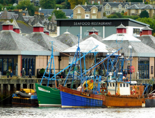 An inventory of GHG emissions from Scottish fishing vessels